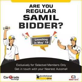 Shriram automall India Ltd,