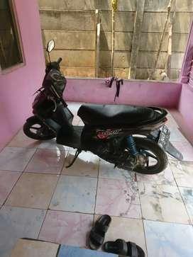 Honda beat 2011 jual cepat bu