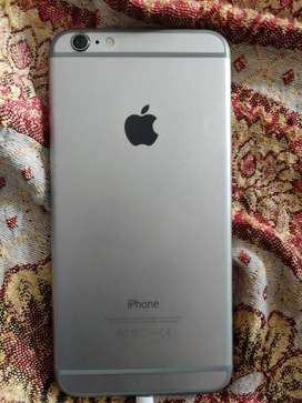Iphone 6 plus 64 gb in new condition