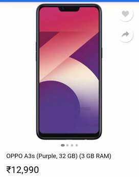 Oppo a3s mobile