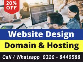 Website Design, Web Development and SEO for your business