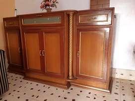 TV unit wooden