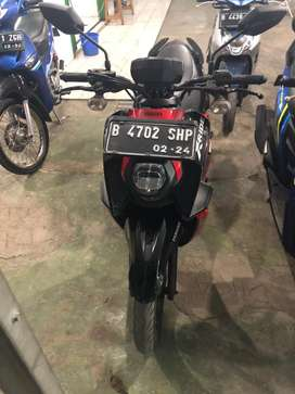 Yamaha x-ride 2019