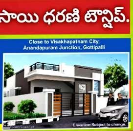 New launching 2bhk independent houses@Ananadapuram junction