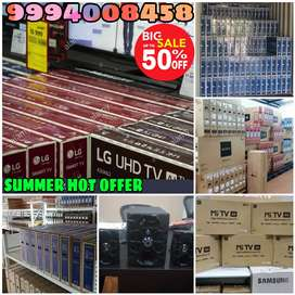ALL SIZE & ALL BRANDS(COD) AVAILBLE !! 32 INCH ANDROID SMART UHD TV !!