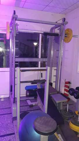 GYM EQUIPMENTS(ALL IN ONE)