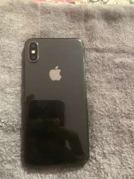 Iphone X Pta Approve 64GB factory unlock. Battery health 88%
