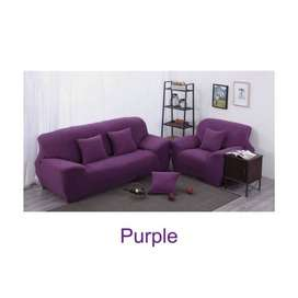 Jersey Fix Sofa Covers Protector Slipcover - 5,6 and 7 Seaters