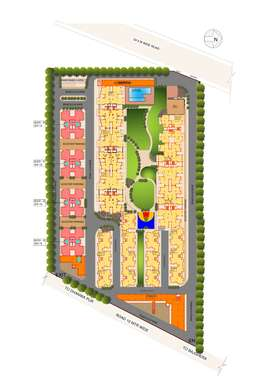 Introduction The Zara Aavaas Township is spread over 7 acres (Approx)