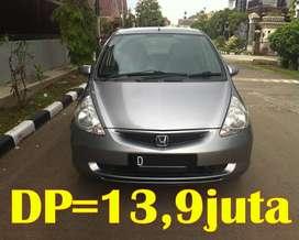 Honda Jazz 2005 KM=99ribuan | Bisa Kredit DP=13,9juta