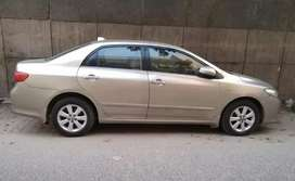 Toyota Corolla Altis Petrol Ltd, 2009, CNG & Hybrids