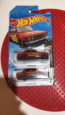 Hotwheels 71' Datsun 510