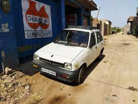 Maruti Suzuki 800 1991 LPG Well Maintained