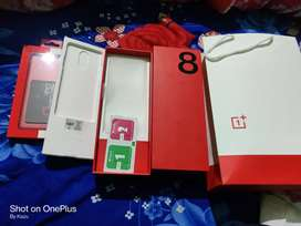 OnePlus8                8/128 only 4month use