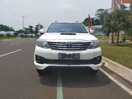 Toyota Fortuner VNT diesel 2014 TDP 70 jt nego