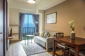 Apartemen Tamansari Panoramic View Gunung 2 Kamar