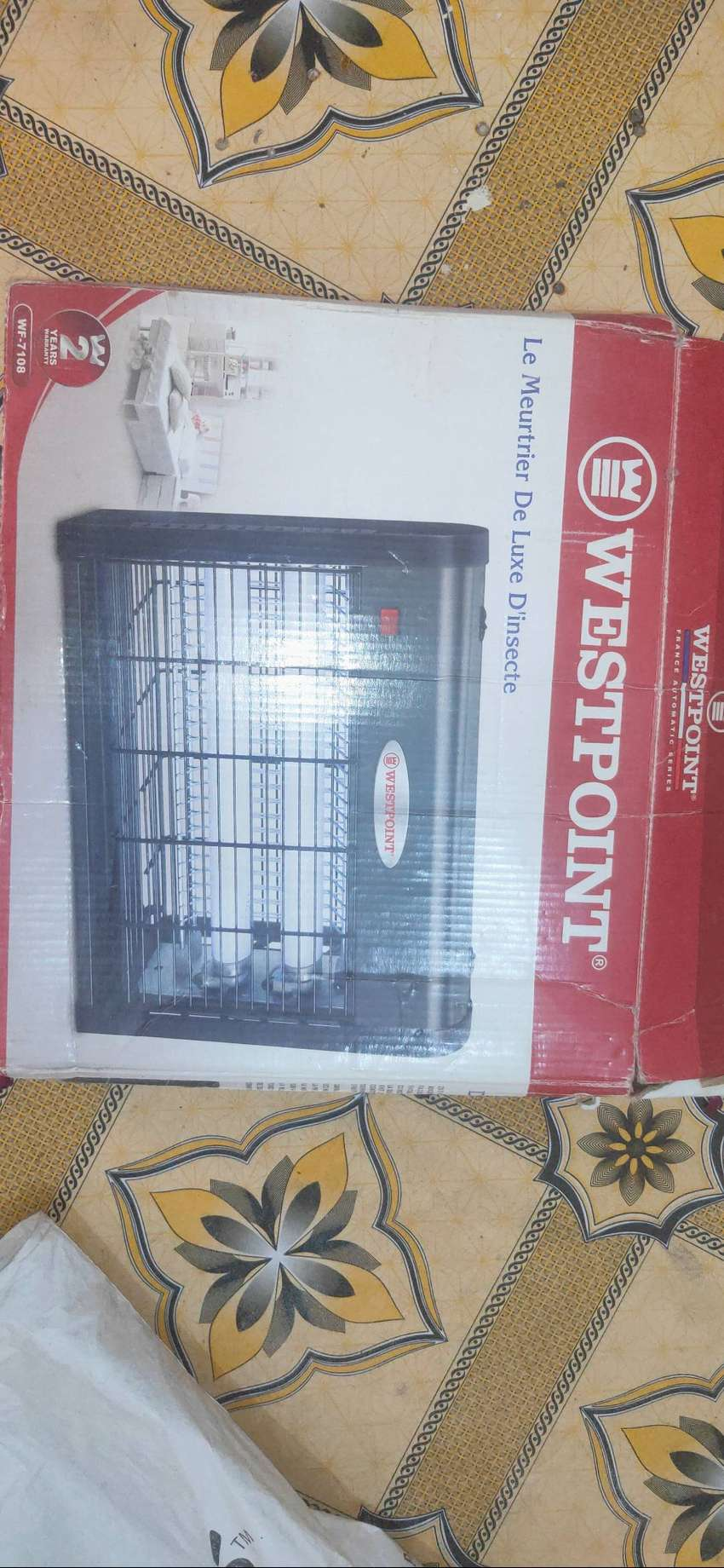 Westpoint insect killer 2 day use 0
