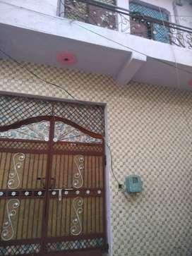 राजीव कालोनी में 150 गज का मकान
