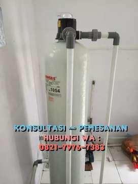 Penyaring Air - Filter Penjernih Air Keruh Karat - Air Jernih & Bersih