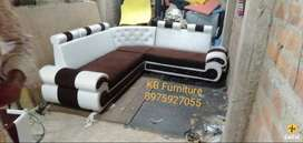 Brand new 5 seater L Shape sofa set direct from maufacture in Nagpur