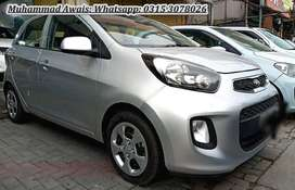 KIA Picanto get on very easy montly installments