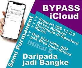 Bypass iCloud iPhone iPad iPod iOS 13 (Bisa d tunggu)