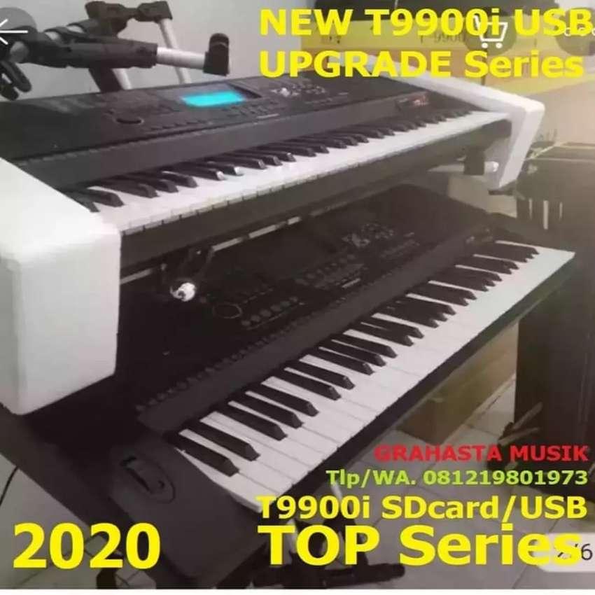 UPDATE 2020 UPGRADE Series KEYBOARD TECHNO T9900i USB SDcard TERBARU 0