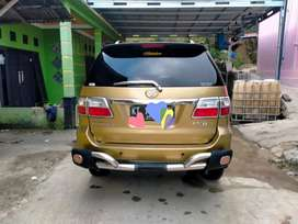 Fortuner bensin 2010 Matic