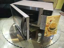 Microwave Double Grill and Convection