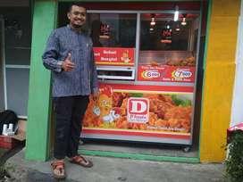 Kemitraan Usaha Dfresto Fried Chicken Bogor,Depok,Tangsel,Bekasi