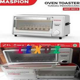 Oven Toaster Electric Maspion Original