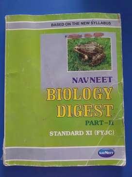 Navneet Biology digest (part 2)standard 11th