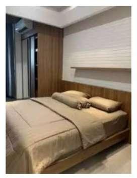 Ready penginapan harian & transit Apartemen Kalibata City 2BR Jakarta