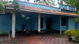 House to sale  in kuruppankulangara chethala