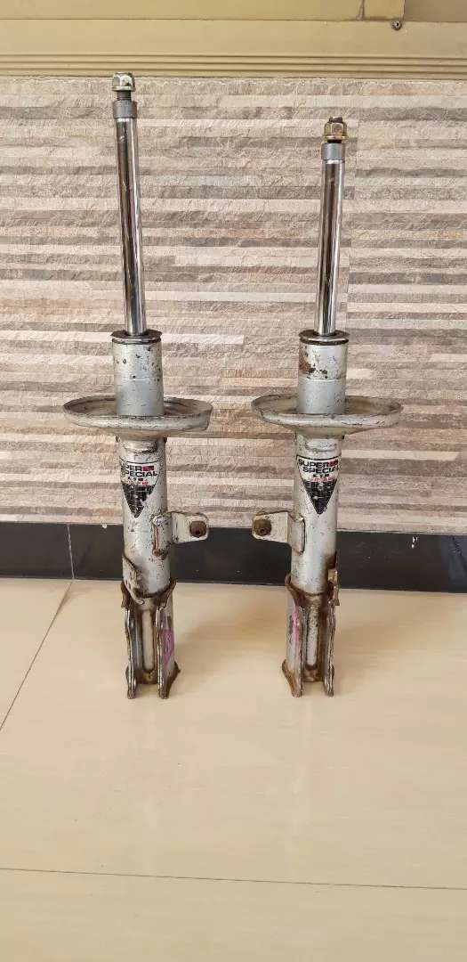 Toyota Corolla  1994 Rear Sports Oil Shocks For Sell 0