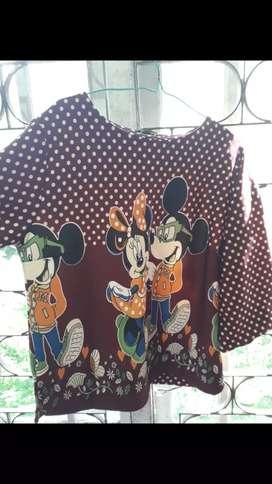 Baju size besar IMPORT BANGKOK SISA 1
