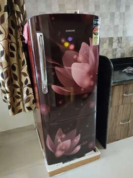 Samsun Digital inverter 215 lit 4 star fridge