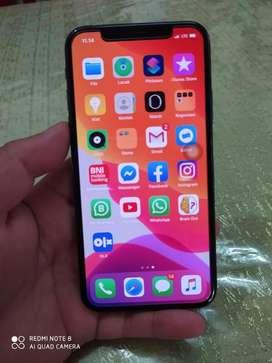 Iphone X 259gb .MULUS!!!