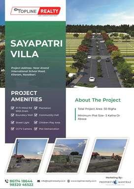 Newly Launched Towship Project Sayapatri Villa in Siliguri- Naxalbari