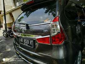 Garnish Chrome Stoplamp Grand All New Avanza Lengkap Include Pasang