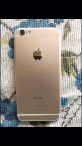 I phone 6s 4- 64