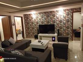 Three bed fully furnished apartment available on daily/weekly basis