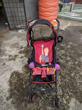 Jual Stroller Bayi merk BabyDoes