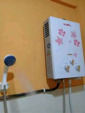 Pemanas Air Hangat Shower LPG