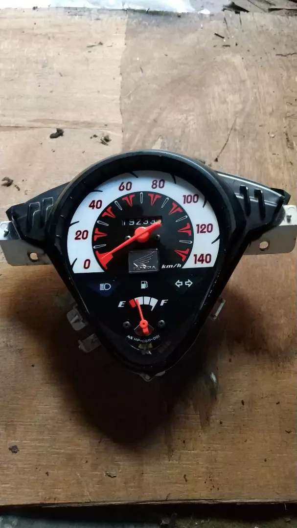Speedometer beat karbu 0