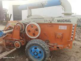 Wheat straw chopper only one month use