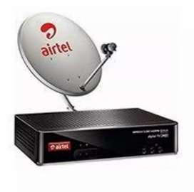Airtel DTH 1 year old sale