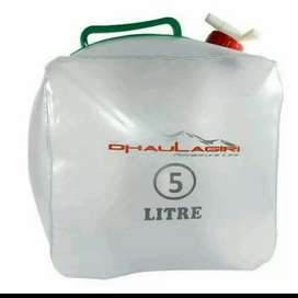 Dhaulagiri portable water jerigen air lipat 5 L