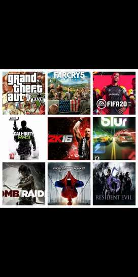 All games available for PC and Laptop
