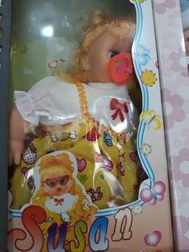 Boneka susan bisa nangis